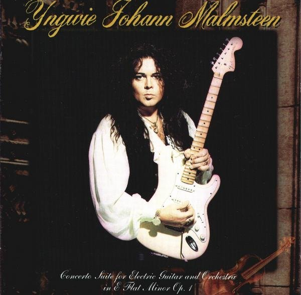 скачать ноты Yngwie Malmsteen - SongBook Concerto Suite For Eletric Guitar and Orchestra In E Flat Minor Op.1